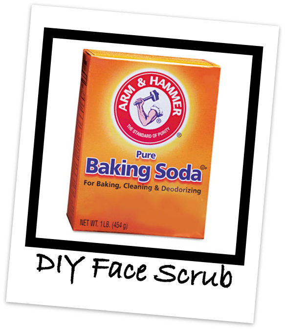 DIY Face Scrub