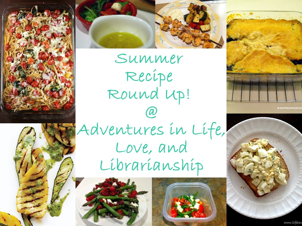summer recipe round up
