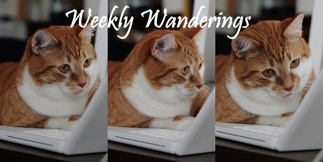Weekly Wanderings