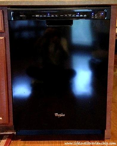 The new dishwasher!