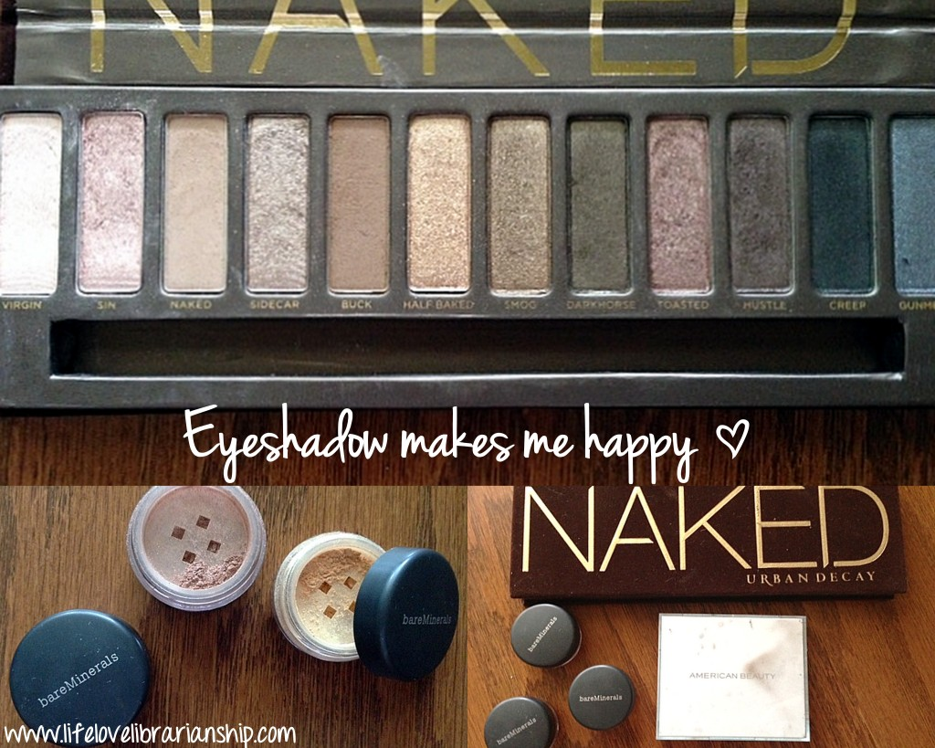 Makeup Bag Collage