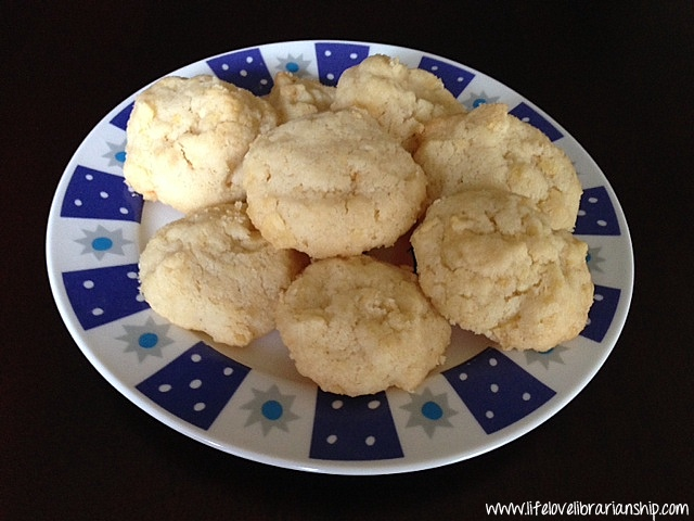 Potato Chip Cookies | Adventures in Life, Love, and Librarianship