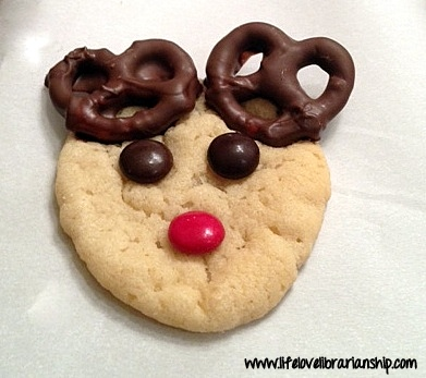 Reindeer Cookies | Adventures in Life, Love, and Librarianship